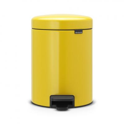 New BRABANTIA Кош с Педал NewIcon Yellow