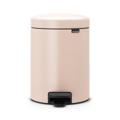 New BRABANTIA Кош с Педал NewIcon Pink