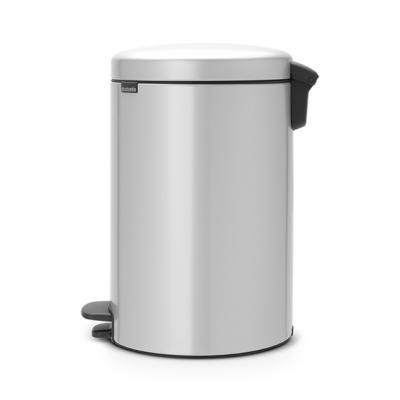 New BRABANTIA Кош с Педал NewIcon Grey